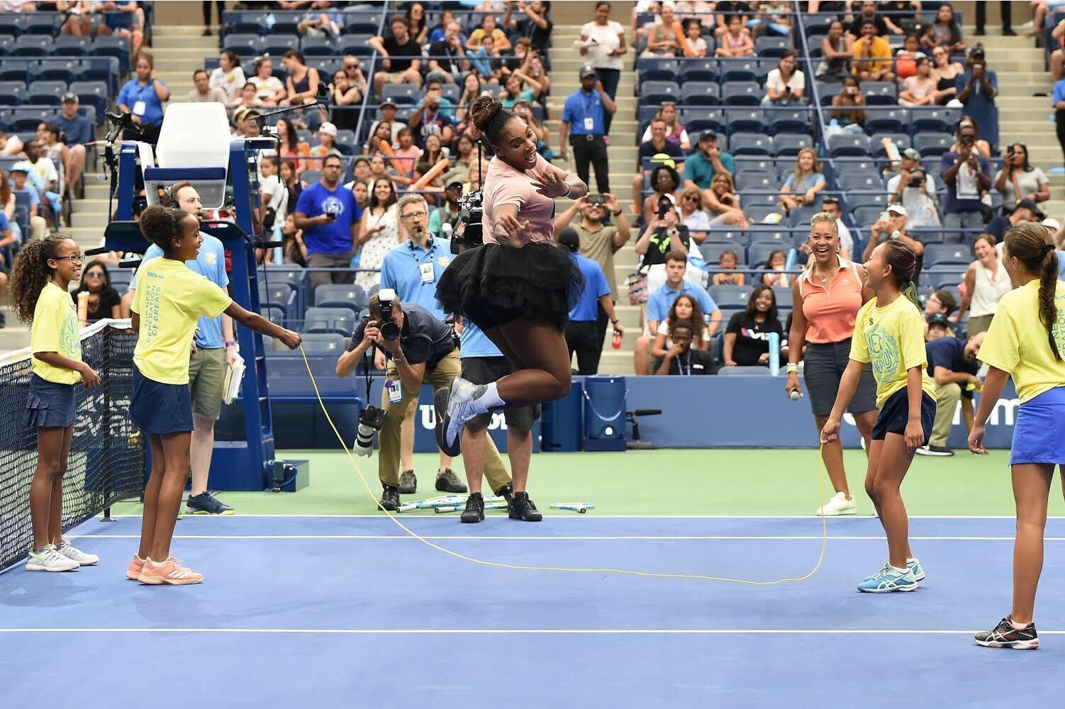 На US Open Уильямс будет выступать в костюме, на создание которого модельеров вдохновил балет