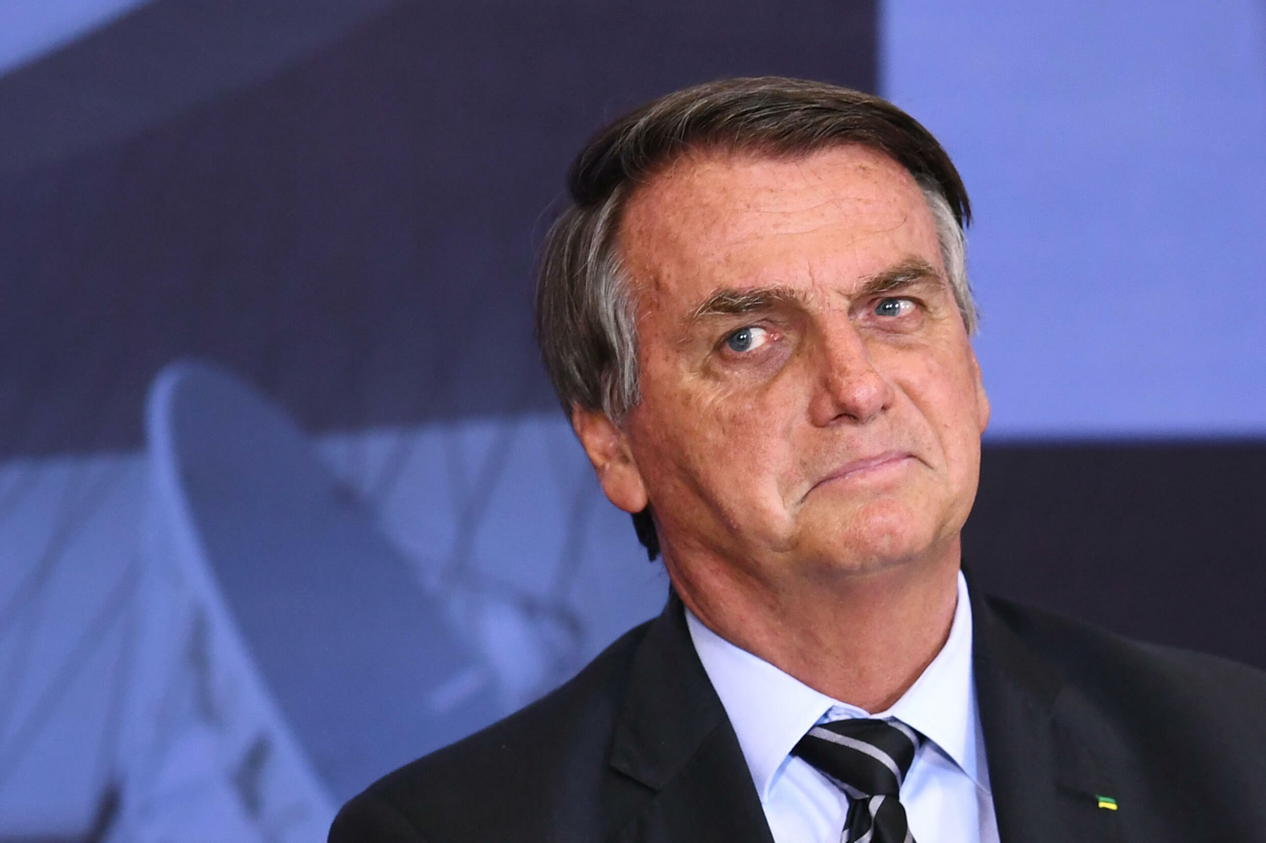"""President Jair Bolsonaro, heavily criticized for his handling of the pandemic, has said that he would be the """"last Brazilian"""" to receive a Covid-19 vaccine"""