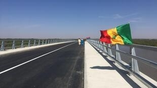 Le pont entre le Sénégal et la Gambie a été inauguré le 21 janvier 2019. (image d'illustration)
