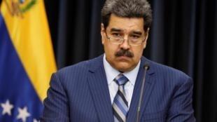 Ранее журналисты утверждали, что российские ЧВК могли защищать президента Венесуэлы Николаса Мадуро