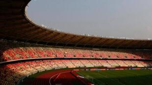 Football - CHAN - complexe sportif de Japoma Douala - Pierre René-Worms
