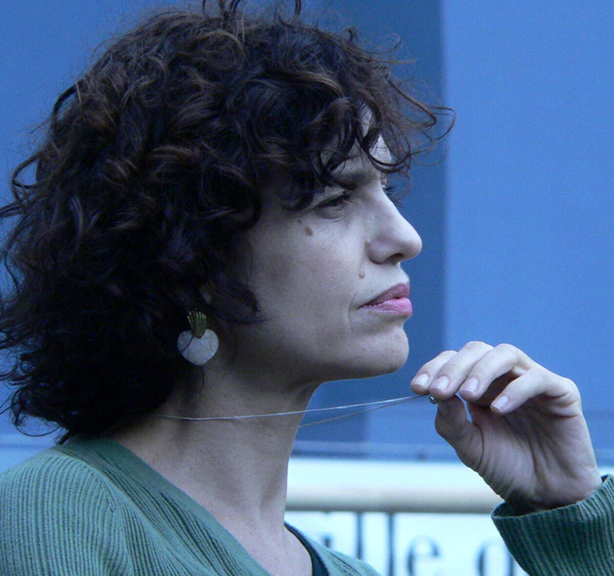 Lia Rodrigues: diretora artística da escola
