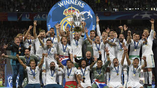 Record 13-time European champions Real Madrid are one of the founding members