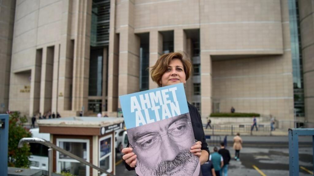 La Cour européenne des droits de l'homme condamne la Turquie pour la détention d'Ahmet Altan