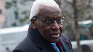 Lamine Diack was IAAF president for 16 years