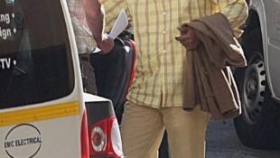 Henry Okah, a lokacin d aka gurfanar da shi a kotu Afrika ta Kudu a shekarar 2010