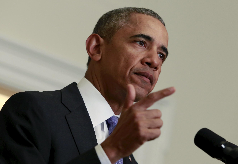 O presidente Barack Obama