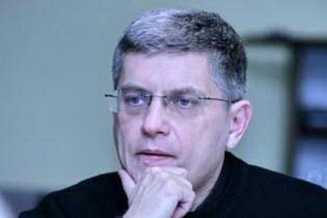 Украинский политолог Юрий Шведа