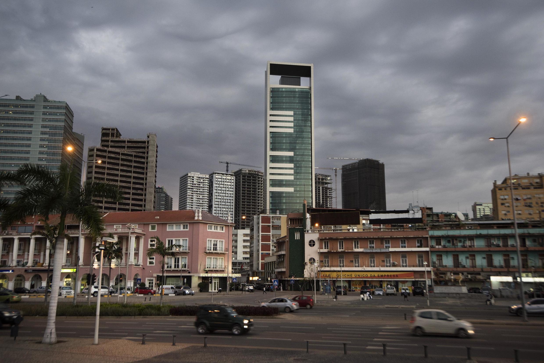 Luanda, capital angolana.