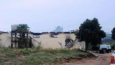 Prison outbreak cameroon