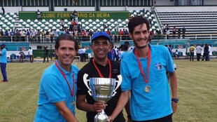 Hélder Duarte - Black Bulls - Moçambola - Moçambique - Futebol - Desporto
