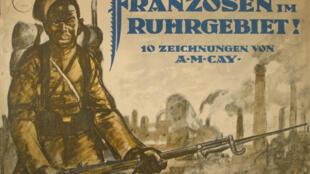 « Français dans la Ruhr ! »