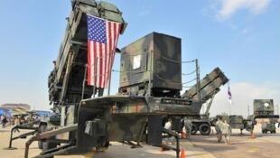 """موشک های آمریکایی """"پاتریوت"""""""