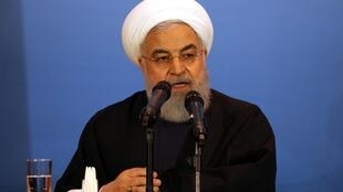 Shugaban kasar Iran Hassan Rohani