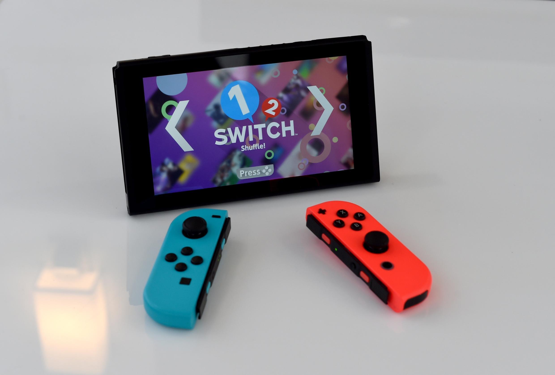 Las ventas de la videoconsola Nintendo Switch permitió a Nintendo disparar sus beneficios entre marzo y septiembre