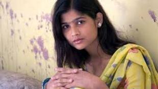 Một phụ nữ Ấn Độ