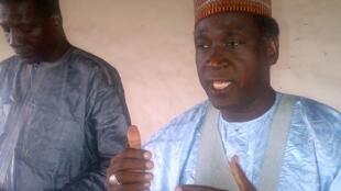 Daga dama, jikadan Nijar a Najeriya, Alhaji Mansour Mahmane Daddo da sakarensa Saley Idrissa,