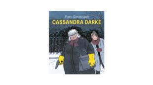 Couverture de la bande dessinée «Cassandra Darke».