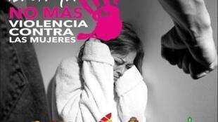 Campañas como ésta de la ciudad de Cartagena contra la violencia de género se multiplican en Colombia desde hace varios años.