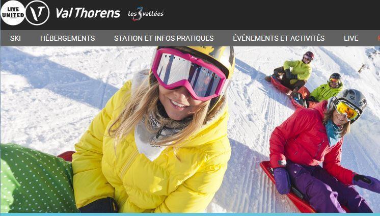 法國滑雪聖地-瓦托倫斯(Val Thorens )