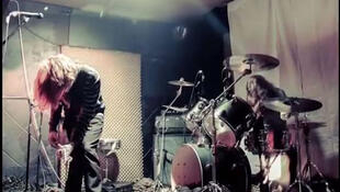 Make Overs, duo punk sud-africain. Album « Try Me », mai 2016 (capture d'écran).