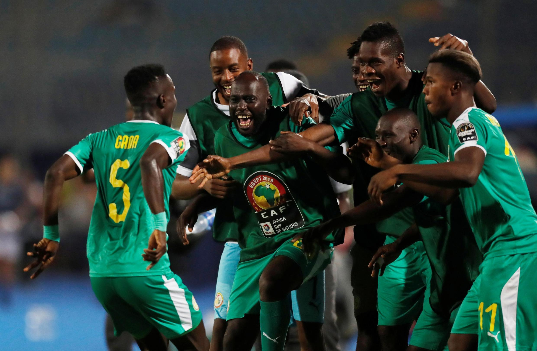 Les Sénégalais sont en demi-finales de la CAN 2019.