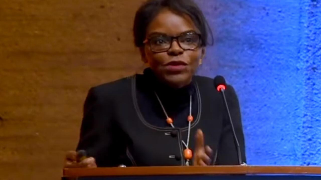 Francine Ntoumi, combattante pour la science en Afrique - RFI