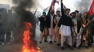 The murder of the governor of Punjab, Salman Tasaar, sparked unrest in Pakistan