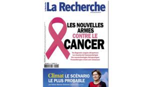 Magazine «La Recherche», décembre 2018.