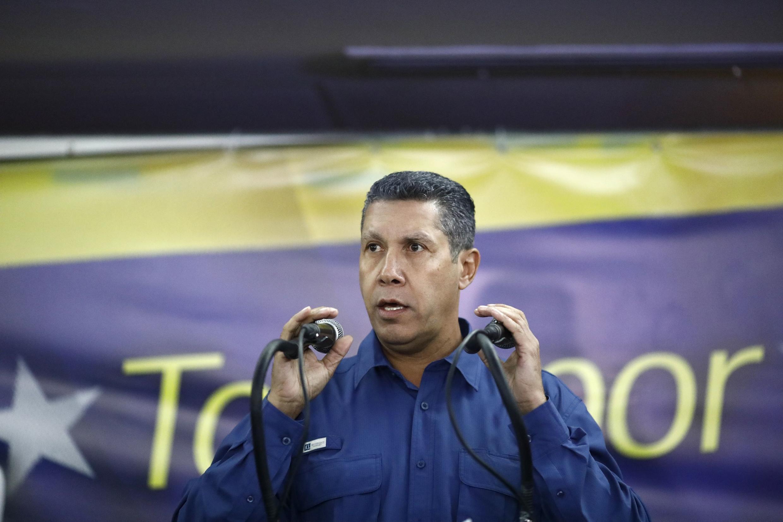 Henri Falcón, battu avec quelque 20% des voix lors du scrutin présidentiel du 20 mai 2018, lors de la conférence de presse a déclaré qu'il ne reconnaît pas la validité du scrutin.