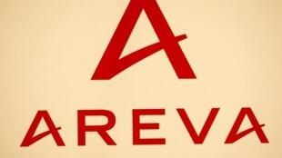 Логотип фирмы Арева (Areva)