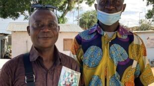 Anaclet Muyaya et André Nzala, parents des motards congolais qui accompagnaient les experts de l'ONU, attendent toujours l'ouverture d'un procès sur leur disparition. Leurs corps n'ont jamais été retrouvés.