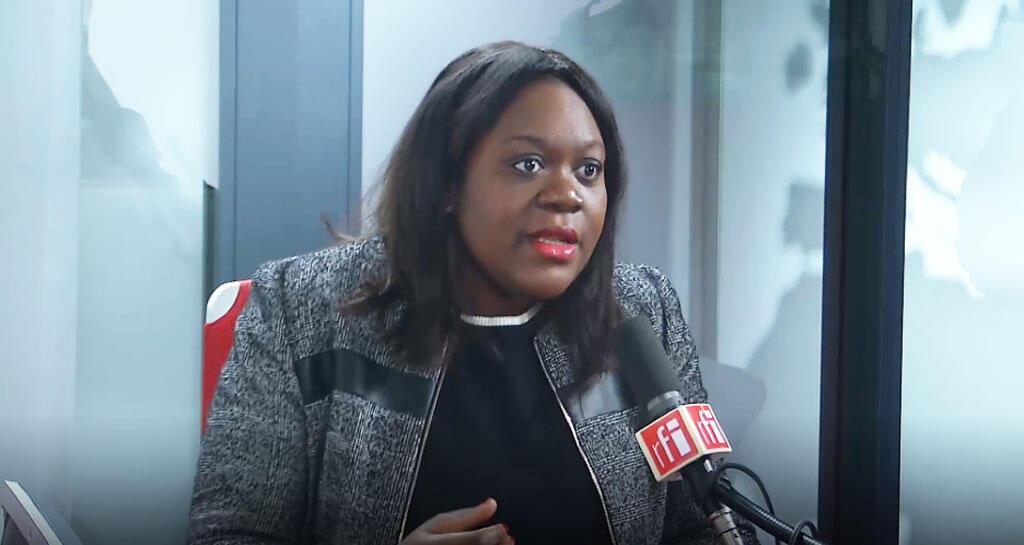 Laetitia Avia, députée de Paris, porte-parole LaREM.