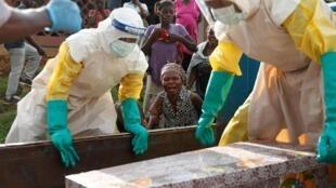 Watu 2,277 ndio walifariki dunia kutokana na Ebola, na watu elfu 1,171 ndio walipona homa hiyo hatari, baada ya kuambukizwa tangu kuzuka kwa ugonjwa huo katika eneo hili la Mashariki mwa DRC mwaka wa 2018.