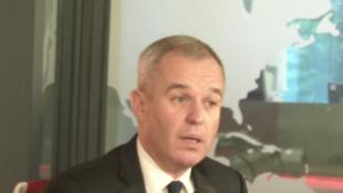 François de Rugy, président de l'Assemblée nationale, sur RFI le 10 août 2017.