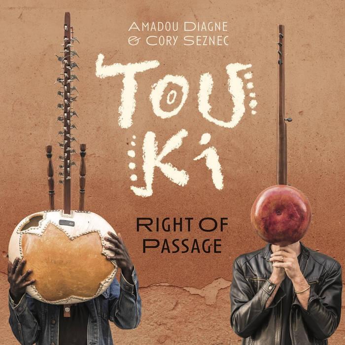 2019_CorySeznec_AmadouDiagne_album_Right of Passage