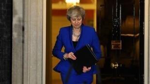 分析師:英國首相梅很難爭取第三次脫歐協議投票
