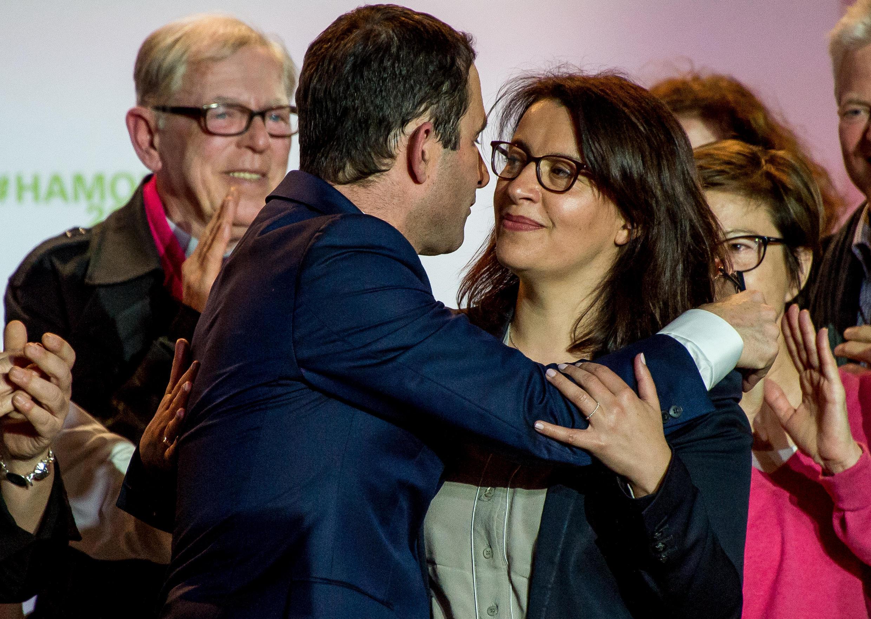 «بنوا هامون»، نامزد حزب سوسیالیست و «سِسیل دوفلو»، نامزد حزب طرفدار محیط زیست، در دور اوّل انتخابات پارلمانی حذف شدند