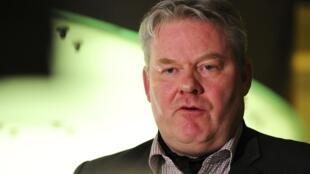 O novo  Primeiro-Ministro islandês Sigurdur Ingi Johannsson, 53 anos de idade.