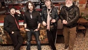 """O grupo francês """"Parabellum"""" celebra a cena punk desde 1984."""