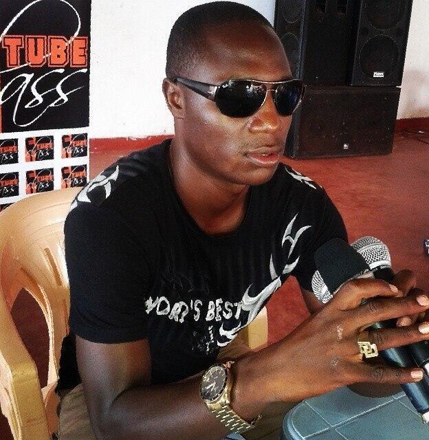 Msanii wa tasnia ya Muziki nchini Burundi Happy Famba
