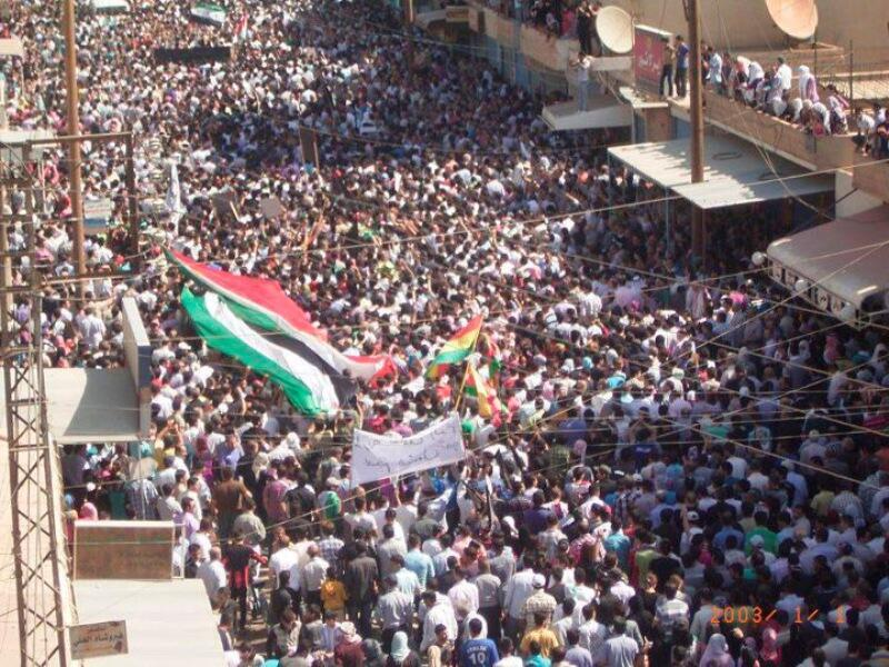 Maandamano yanayoendelea nchini Syria kumpinga rais Bashar Al Asad