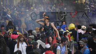 marseille - carnaval