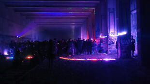 Several clandestine rave parties have been held in France despite coronavirus restrictions.