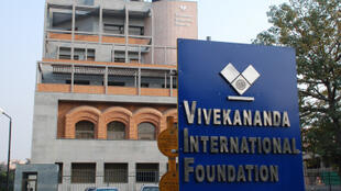 """Sise au coeur de la capitale indienne, la """"VIF"""" est devenue un think-tank influent. Trois princiapux conseillers du Premier ministre Modi en sont issus."""