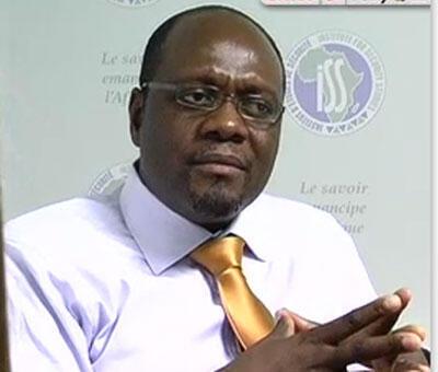 Paul-Simon Handy, chercheur camerounais, directeur des études à l'Institut d'études de sécurité de Pretoria, en Afrique du Sud.