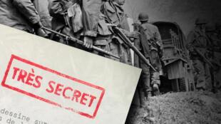 France - Dossiers archives secrètes