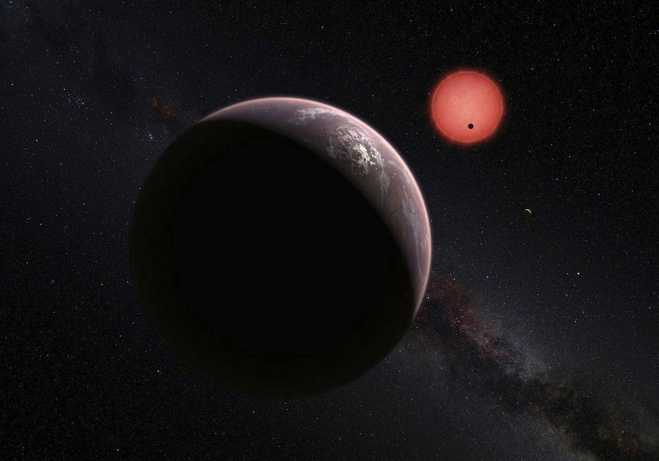 Descoberto novo planeta Anão da série dos mais pequenos, desde o primeiro deles, Plutão.