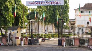IMAGE BENIN ASSEMBLEE NATIONALE ¨PARLEMENT PORTO NOVO 000_1GJ2RE 15/12/2020