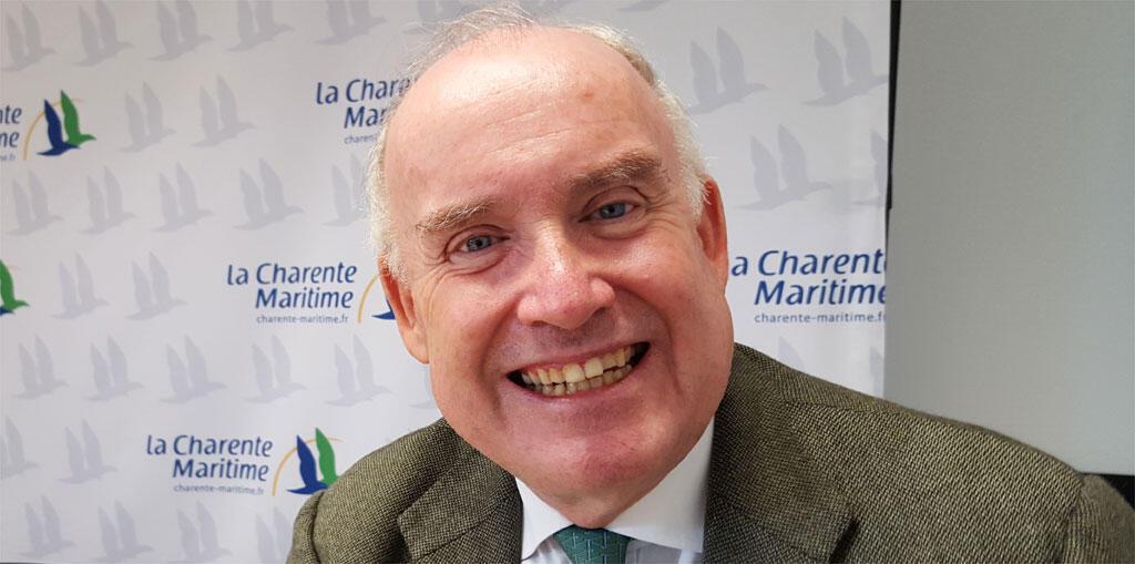 Dominique Bussereau, ancien ministre de l'Agriculture, président du Département de la Charente-Maritime.